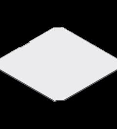 x-cett Scheibe für Casette Glas klar Regalboden