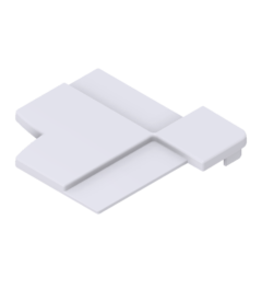 x-cett Abdeckung Ecke oben weiß Verbindungsstück Zubehör