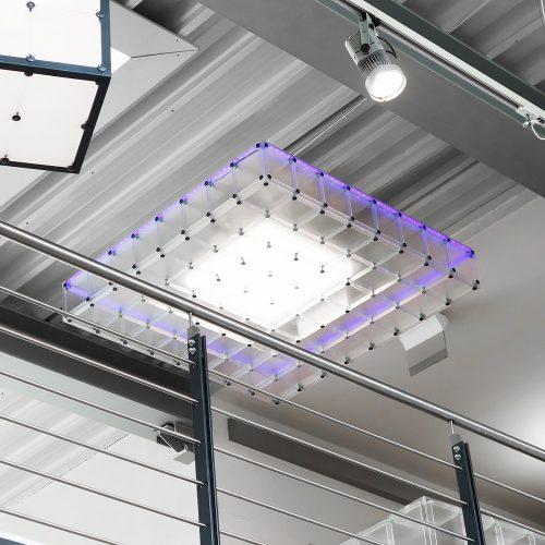 Lampe Leuchte Lichtquelle Hängelampe Cassette x-cett Anthrazit Licht individuell besonders deko dekoartikel mobeliar farbe