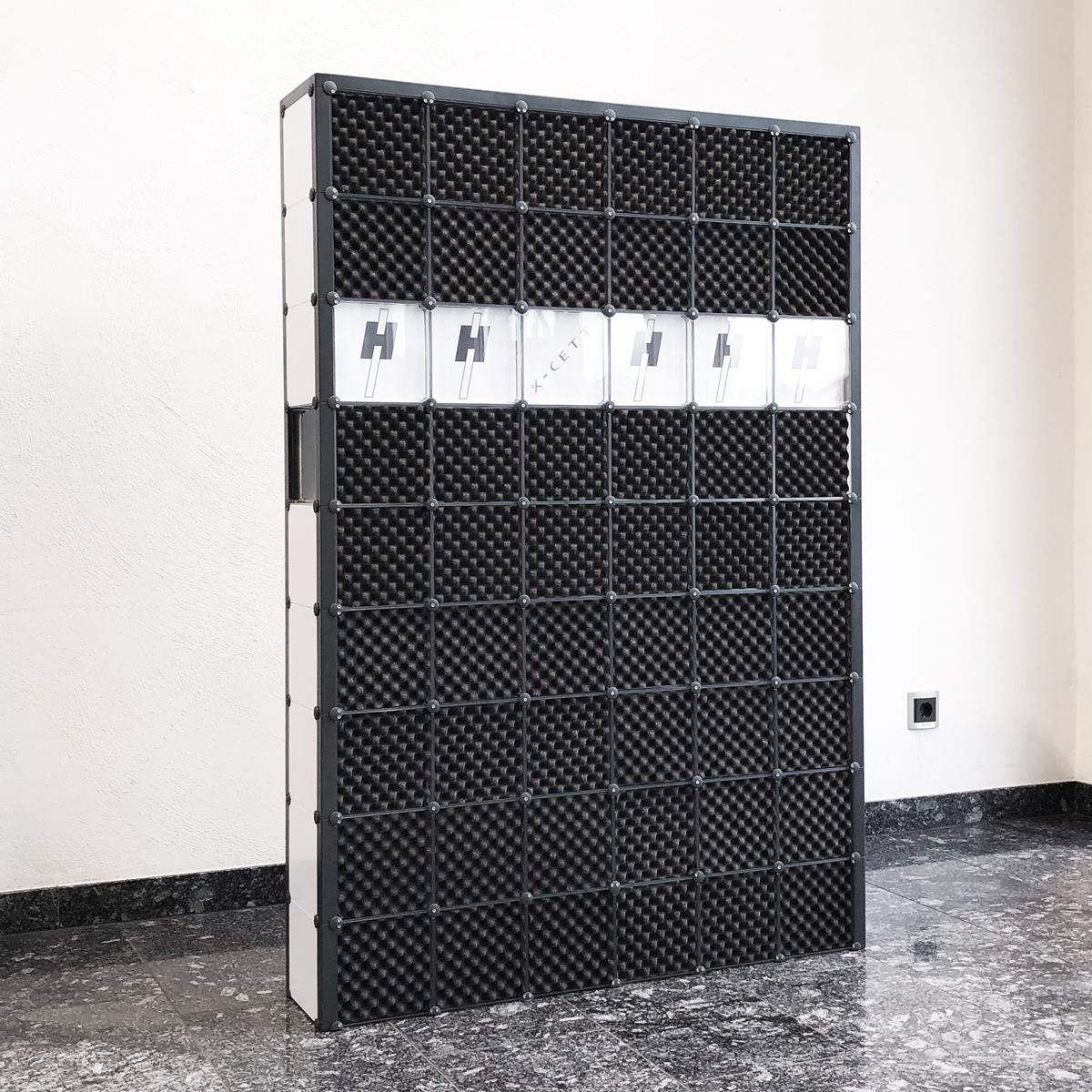 Individuelle Stellwand Das Baukastensystem Von X Cett